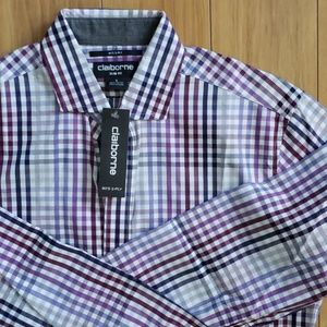 Claiborne Dress Shirt - Slim Fit